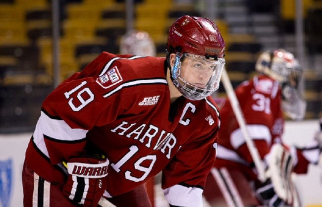 NHL Rumors: Jimmy Vesey, Red Wings, Avalanche - NHL Rumors